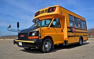 Accessible School Bus