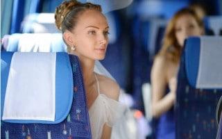 Coach Wedding Party Bus Rentals