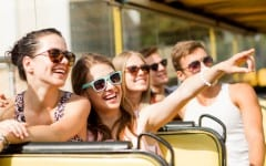 Group Bus Rentals for Socializing