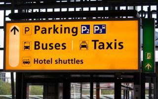 Airport Transportation School Bus Travel