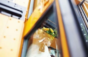 Wedding School Bus Transportation