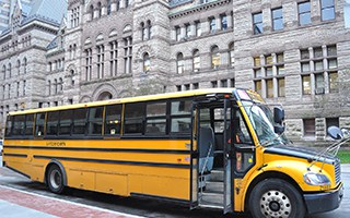 Yellow School Bus Rental