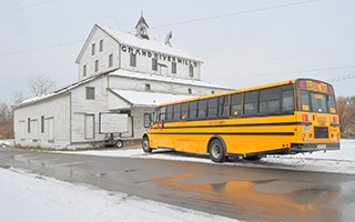 School Bus Group Trips Ontario