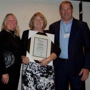 2016 Ontario School Bus Asssociation Driver Excellence Award Winner Moira