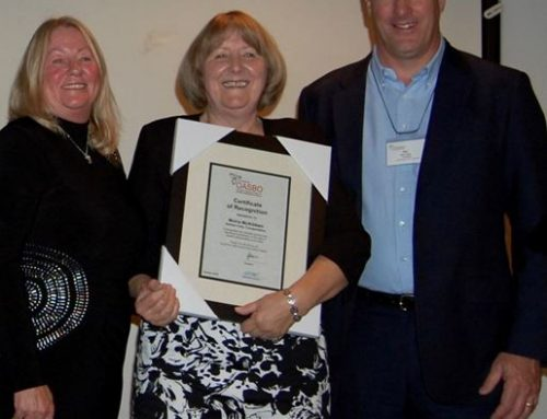 Switzer-Carty Transportation Driver Awarded 2016 Ontario School Bus Association Excellence Award
